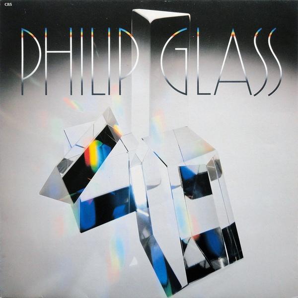 All recordings (artwork view) – Philip Glass