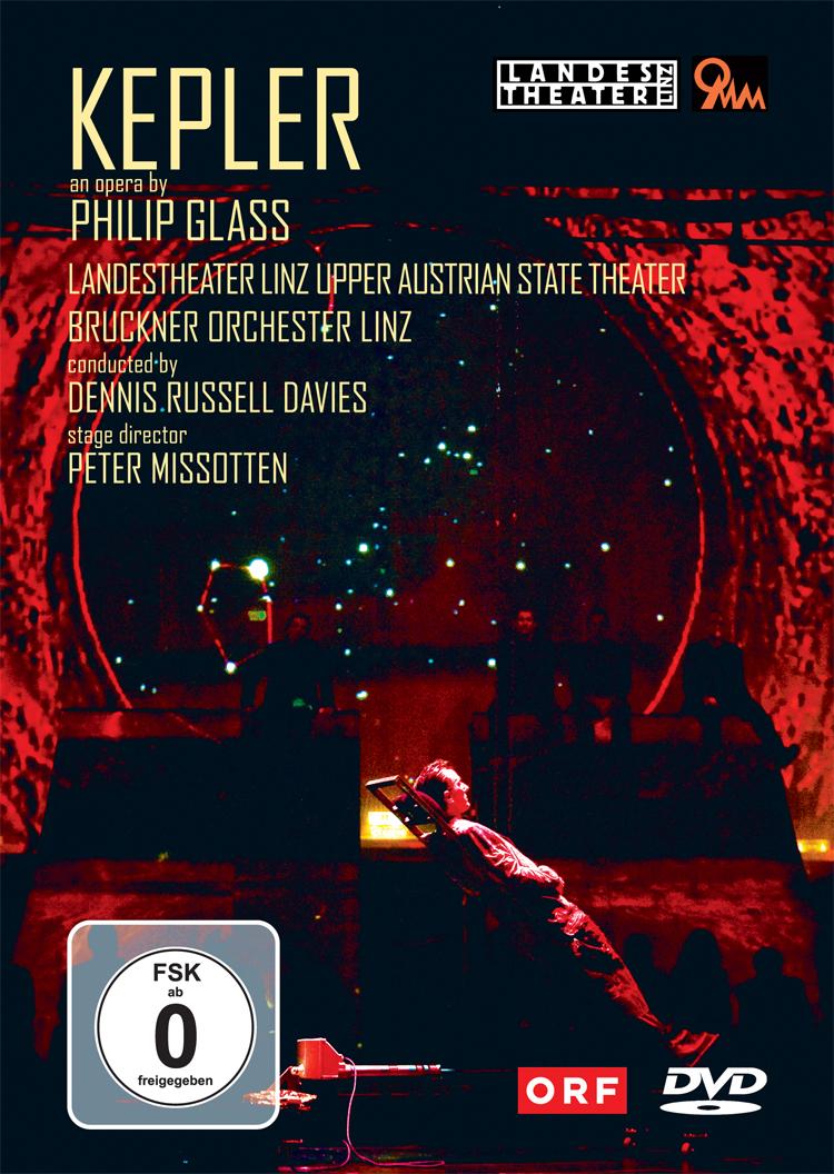 Philip Glass Kepler Kepler – Philip Glas...