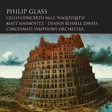 Glass: Cello Concerto No.2
