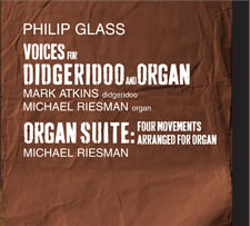 Voices for Didgeridoo and Organ recording