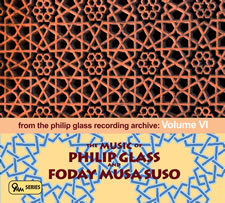 The Music of Philip Glass and Foday Musa Suso